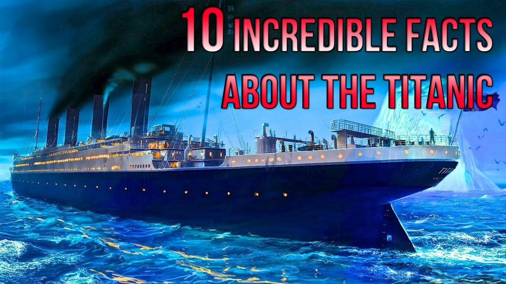 Incredible Top 10 Facts About The Titanic Ship, Interesting facts, Do you about lifeboat in Titanic, Fact About Titanic 2019, Top 10 Facts, Amazing Facts of Titanic