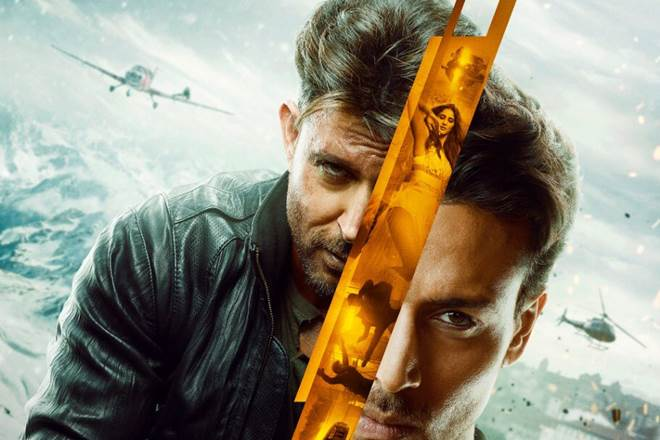 Bollywood War Movie 1st Day Box Office Collection, Review, Rating, Cast, Screen Count & Pre-Release Business, War Movie 1st Day Occupancy, Hrithik Roshan Tiger Shroff, Worldwide Collection,