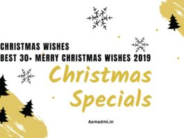 We are sharing Best 100 Merry Christmas Wishes 2019 with Beautiful HD Images for WhatsApp, Facebook, Twitter, Instagram, and Pinterest, Santa Claus, Merry Christmas wishes