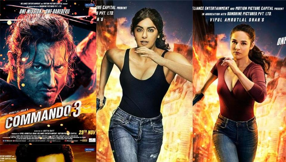 Commando 3 Full Movie Download By Tamilrockers Aamadmi