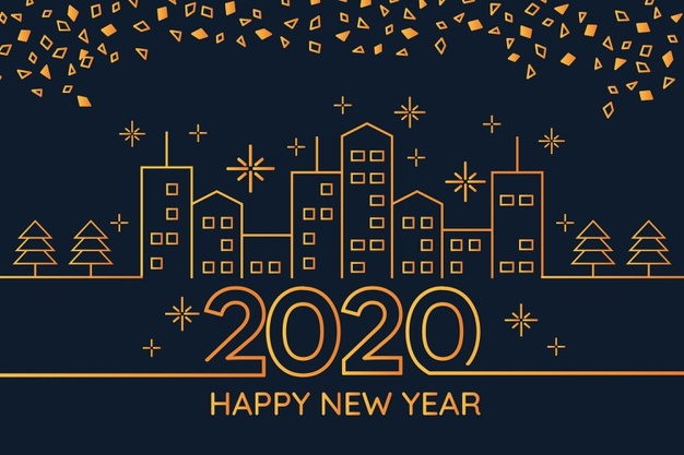 Happy New Year 2020 Quotes Wishes Messages Images Status Greetings Sms Wallpaper Photos And Pics