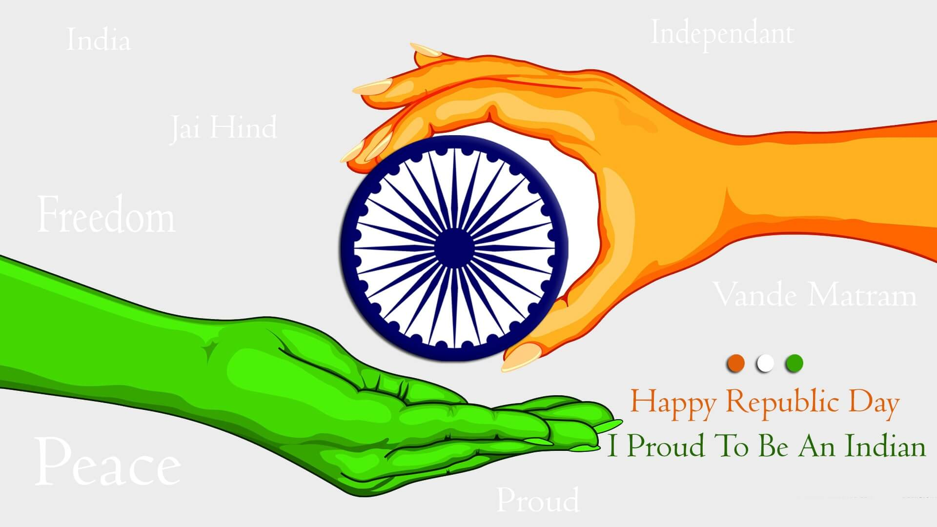 Happy Republic Day 26 January Best Wishes Greetings 2020 Happy republic day images 2021 muslim