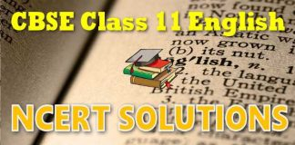 NCERT Class 11th English Book important Topic & Full preparation for Exam | Important Chapters and All Information about Important Poems | Officel Site NCERT