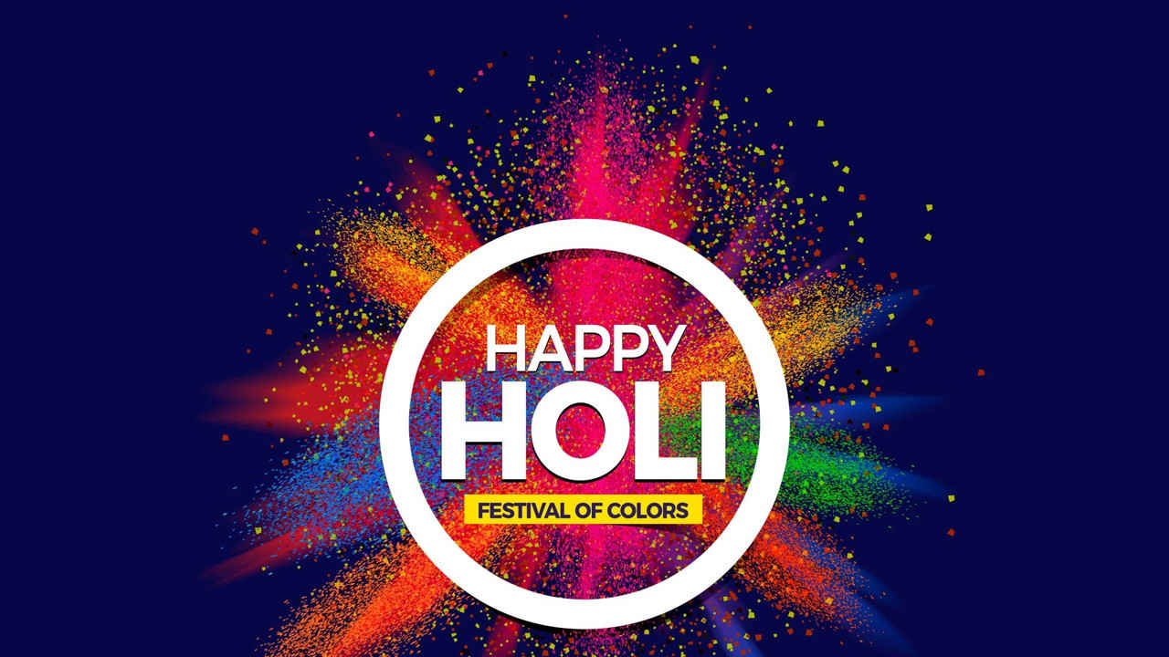 We are sharing Best 100 Happy Holi in Advance Quotes, Wishes, Messages, Shayari, SMS,, Facebook & Whatsapp Status, Instagram, Facebook, Tik Tok with HD Images 2020 | Advance Holi Image Shayari