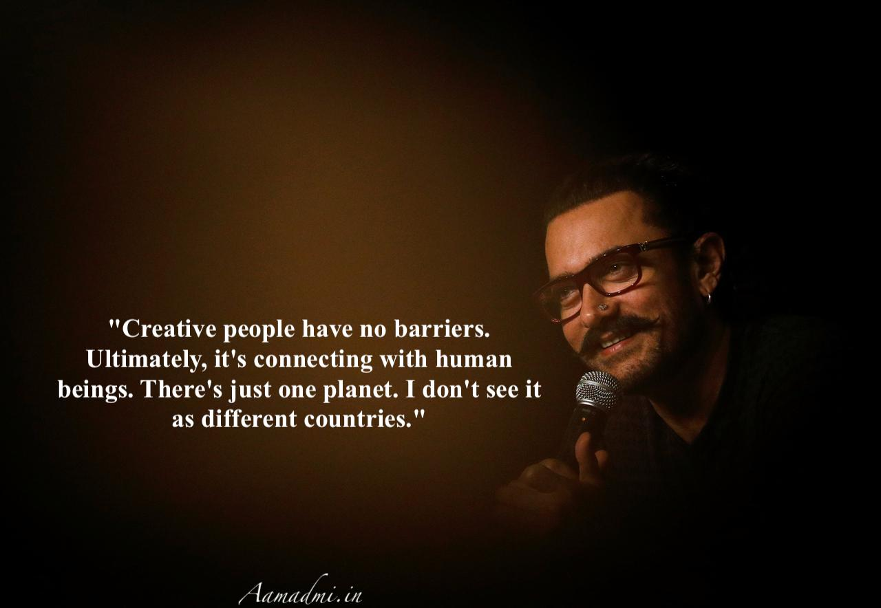 Bollywood Superstar Aamir Khan Best Collection of Motivational Quotes Slogans Thoughts Messages SMS With Images Photos Wallpaper for Whatsapp Facebook Instagram DP