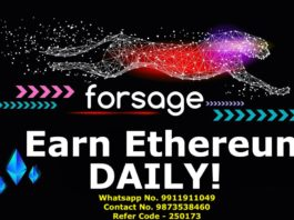 Forsage Smart Contract 100 Percent Decentralized Project Kya hai, Kese Aap 1000 Ethereum Earn Kar Sakte Hai Keval 0.05 Ethereum se, What is Forsage Business Plan in Hindi