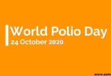 Happy World Polio Day 2020 Quotes Shayari Status Slogans Poster Wishes Message Image and Theme, Why is World Polio Day Celebrated on 24 October, and what is its Significance?