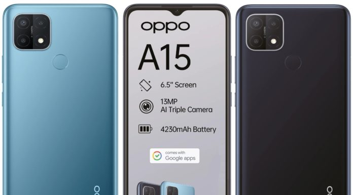 Oppo A15 Sleek & Smart Phone Review, To Be Launched Soon in India, Price in India and Specification Features RAM Camera Battery Launch Date, Leaked Information OPPO A15 Amazon India