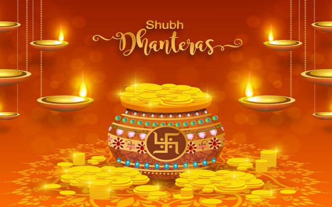 Happy Dhanteras 2020: Top 50 Wishes Quotes Shayari Status Images for  Whatsapp and Facebook