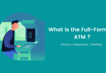 What is the Full Form of ATM? What are the Benefits of being an ATM? What can be the disadvantages of having an ATM? ATM ka full form kya hota hai janiye Jankari.