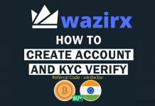 How to Create Wazirx Account in Mobile, Wazirx Me Account Kaise Banaye, Wazirx Account Opening, Wazirx KYC Verification, Wazirx Account Verification, Wazirx App Wiki/Bio.