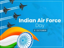 Best Collection of 8 October Indian Air Force Day (IAF) Quotes Slogans Status Wishes SMS Messages Shayari Images for Whatsapp Facebook Instagram Twitter Reddit With Facts